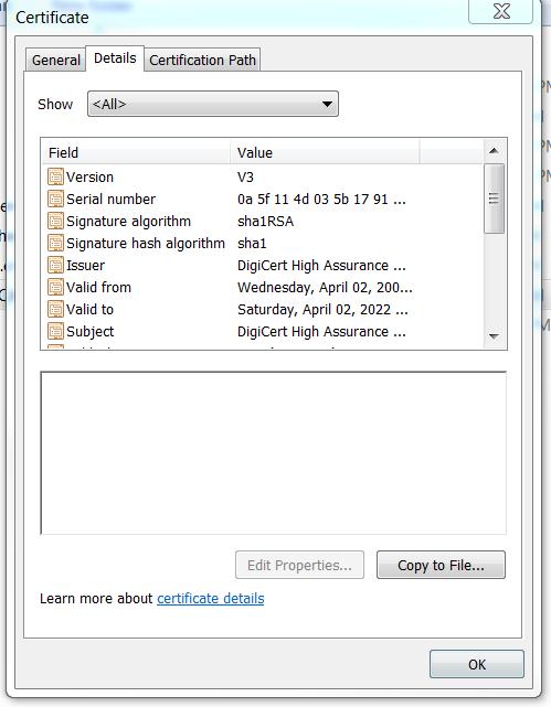 Palo Alto Networks Knowledgebase: Certificate import error - Import ...