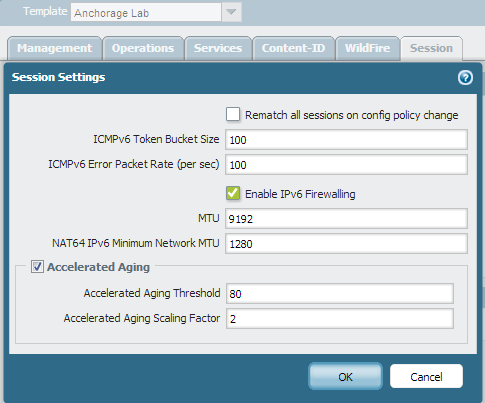 Palo Alto Networks Knowledgebase: How to Push Jumbo Frame Settings ...