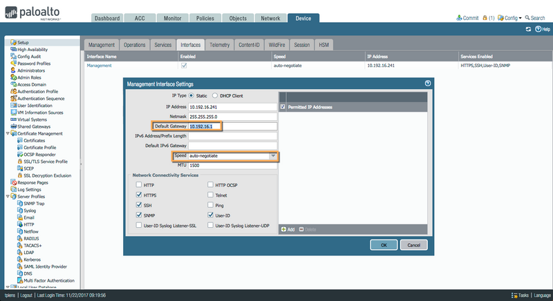 Palo Alto Networks Knowledgebase: Dynamic Updates Display Error