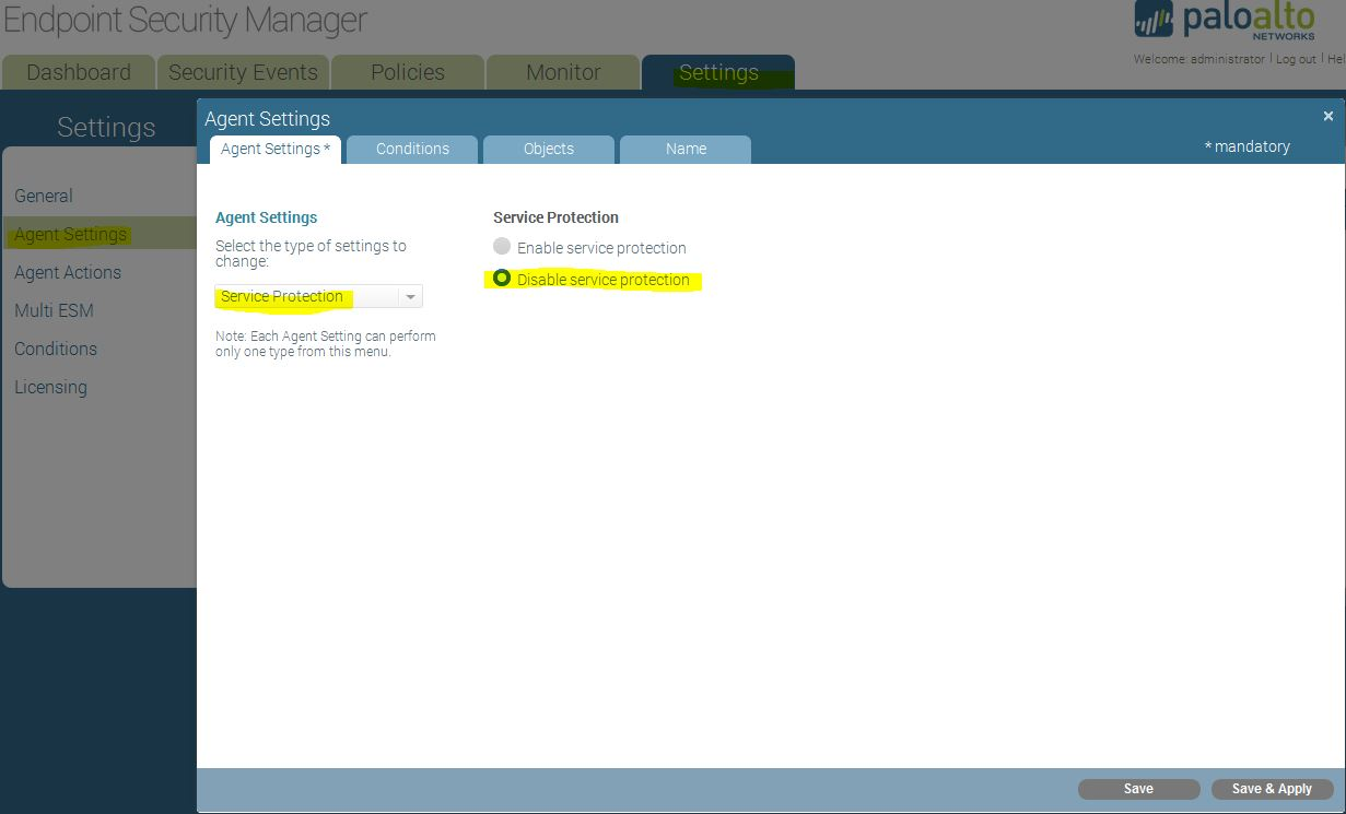 Palo Alto Networks Knowledgebase: Compatibility Sysprep