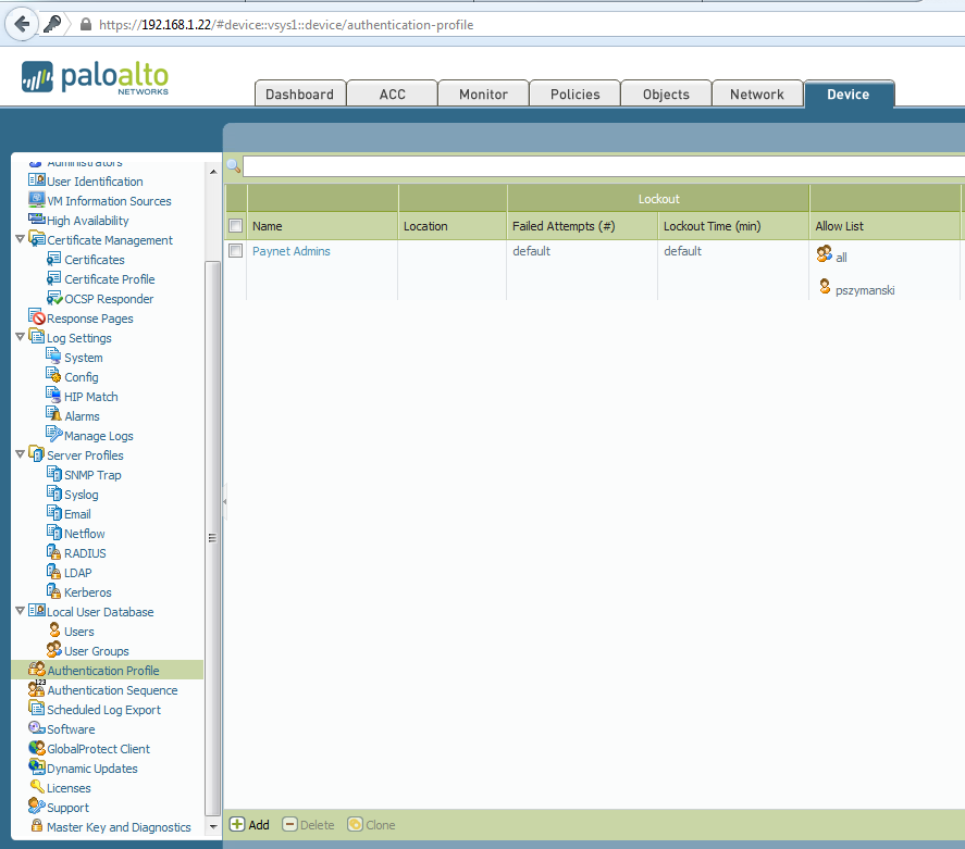 Palo Alto Networks Knowledgebase: Palo Alto PAN-OS Windows