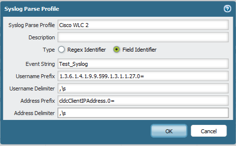Palo Alto Networks Knowledgebase: Use Syslog Receiver to