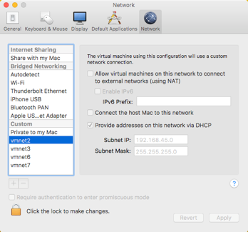 Kali Vmware Bridged Network Not Working