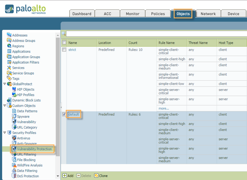 Palo Alto Networks Knowledgebase: Brute Force Signature and