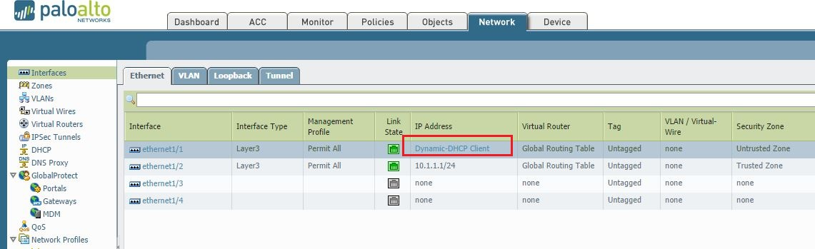 Palo Alto Networks Knowledgebase: How to Renew or Release