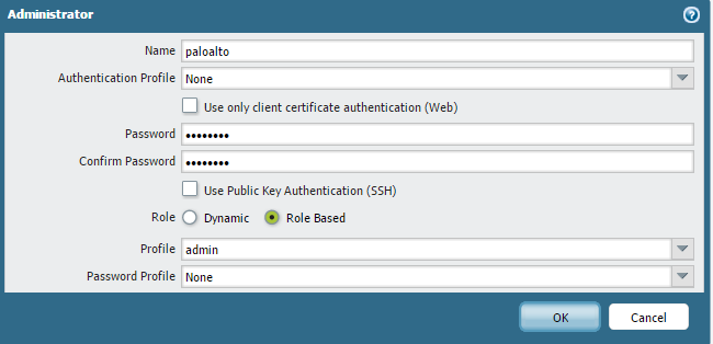 Palo Alto Networks Knowledgebase: Superuser (read-only) is