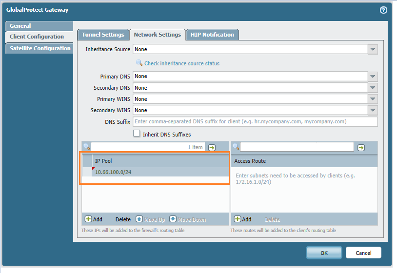 Palo Alto Networks Knowledgebase: How to Set a Preferred IP