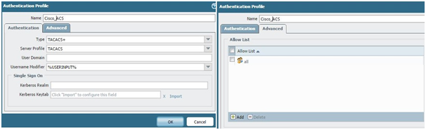 Palo Alto Networks Knowledgebase: How to configure Tacacs