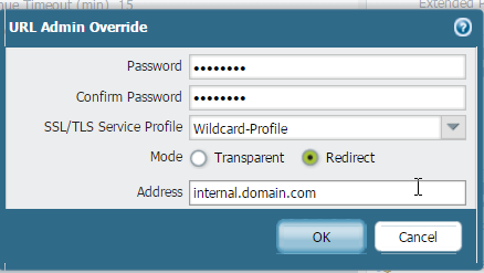 Palo Alto Networks Knowledgebase: How to Use Wildcard