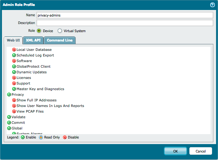 Palo Alto Networks Knowledgebase: DotW: Restricted access to the API