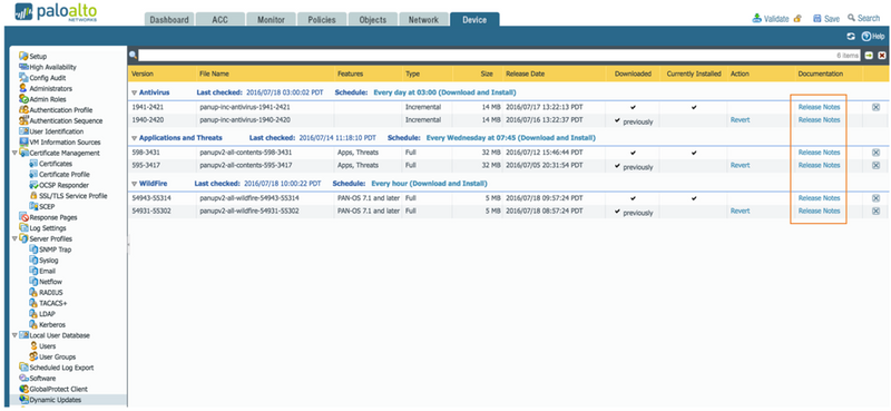 Palo Alto Networks Knowledgebase: Best Practices for