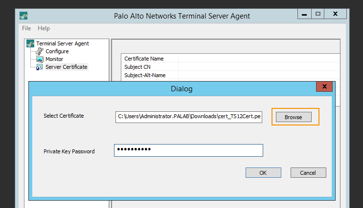 Palo Alto Networks Knowledgebase: Remote Deployment of Terminal