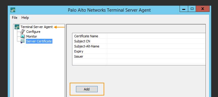 Palo Alto Networks Knowledgebase: Remote Deployment of Terminal