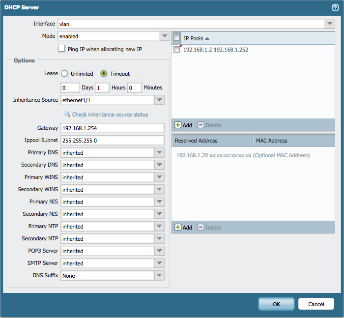 Palo Alto Networks Knowledgebase: Setting Up the PA-200 for Home and