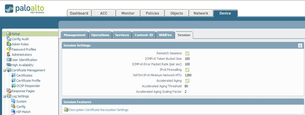 Palo Alto Networks Knowledgebase: How to Enable CRL and OCSP