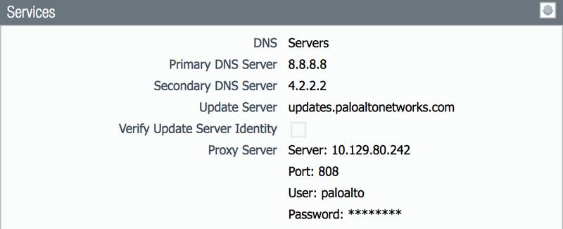 Palo Alto Networks Knowledgebase: Configuring Palo Alto