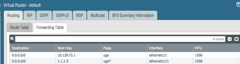 Palo Alto Networks Knowledgebase: How to Implement ECMP