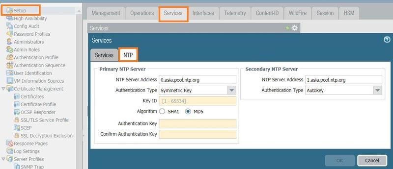 Palo Alto Networks Knowledgebase: Configure Authenticated