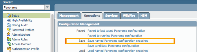 Palo Alto Networks Knowledgebase: How to move or copy