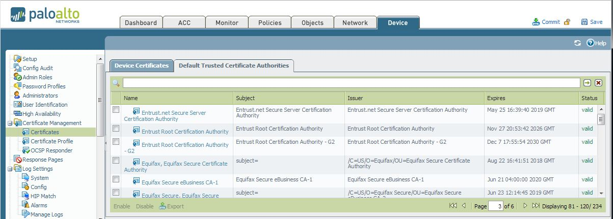 Palo Alto Networks Knowledgebase How To Prevent Access To Encrypted
