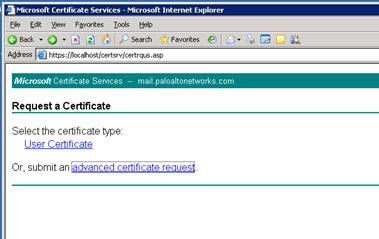 Palo Alto Networks Knowledgebase: How to Create Subordinate CA
