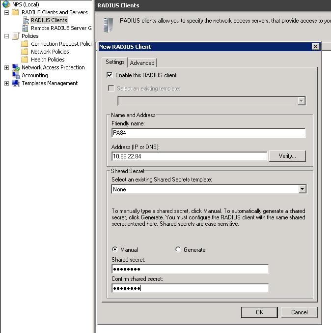 Palo Alto Networks Knowledgebase: Configuring Windows 2008