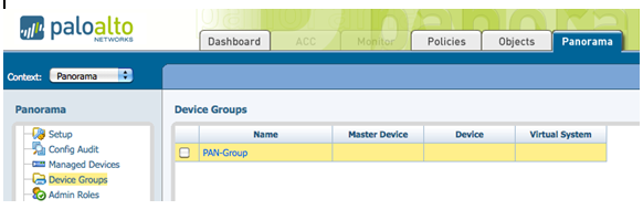 Palo Alto Networks Knowledgebase: How to Import Palo Alto