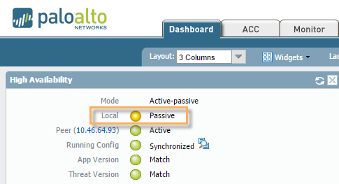 Palo Alto Networks Knowledgebase: How to reboot Firewalls in High