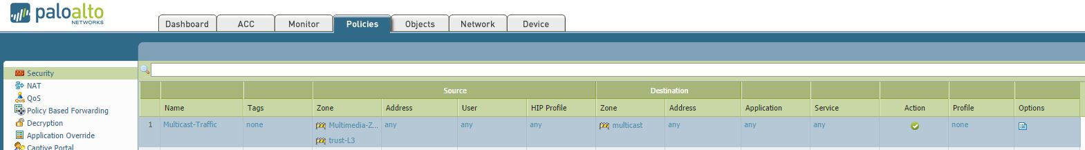 Palo Alto Networks Knowledgebase: How to Facilitate