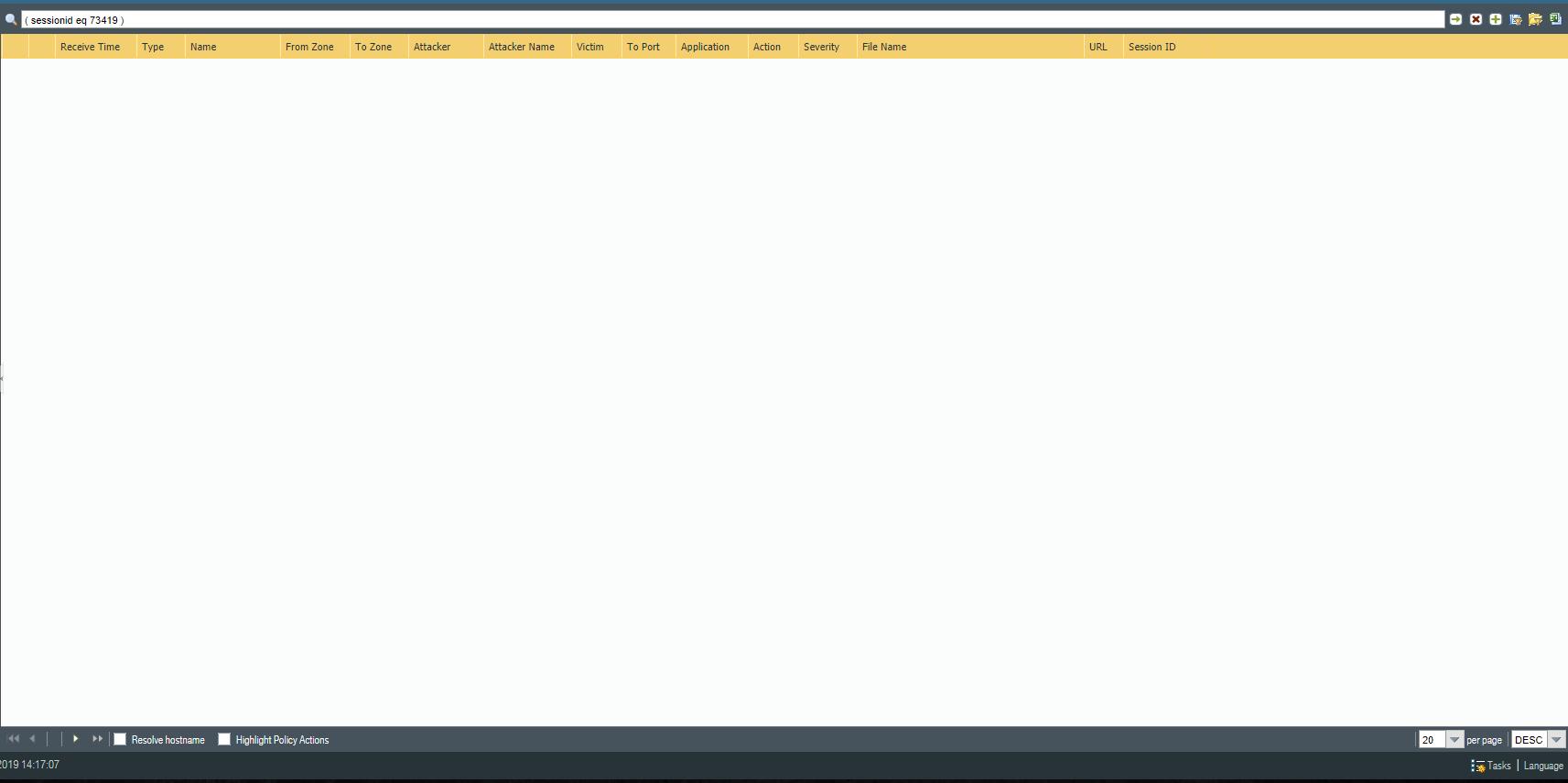 Palo Alto Networks Knowledgebase: URL Filtering Block