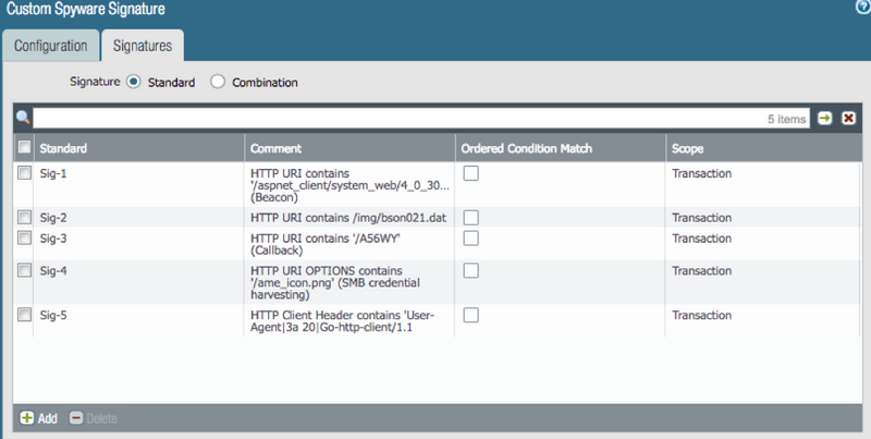 Palo Alto Networks Knowledgebase: Creating Custom Threat