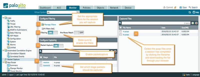 Palo Alto Networks Knowledgebase: Pro-Tips: Unknown Applications