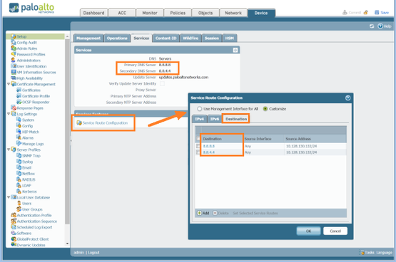 Palo Alto Networks Knowledgebase: FQDN objects not refreshed
