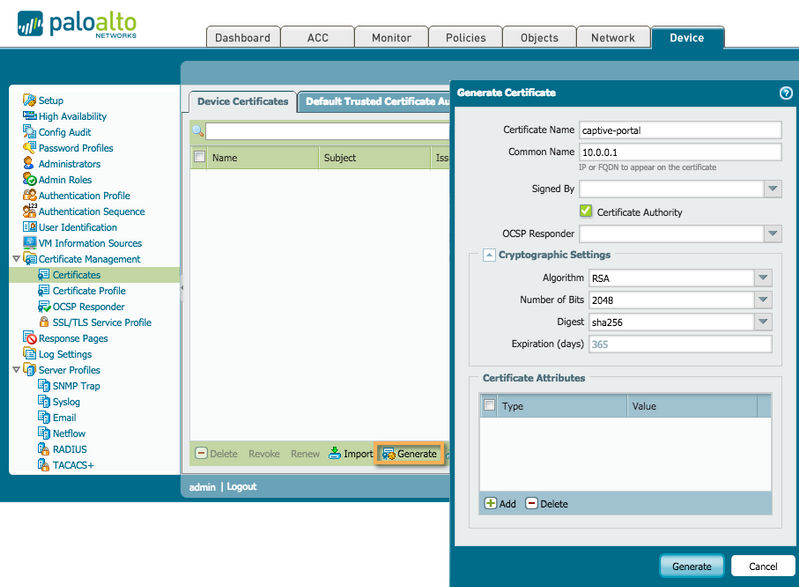 Palo Alto Networks Knowledgebase: Getting Started: User-ID