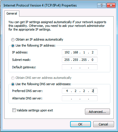 Palo Alto Networks Knowledgebase: Getting Started: Setting