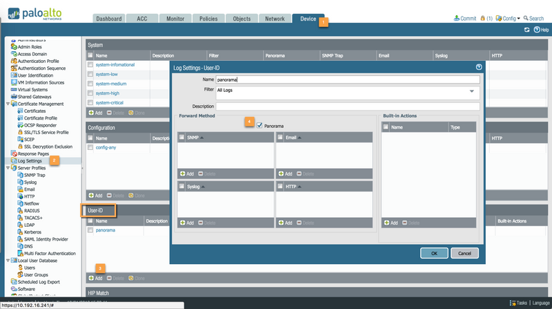 Palo Alto Networks Knowledgebase: PAN-OS 8 0 Forward User-ID