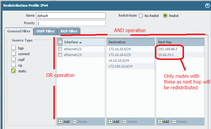Palo Alto Networks Knowledgebase: How Does Next Hop in Route