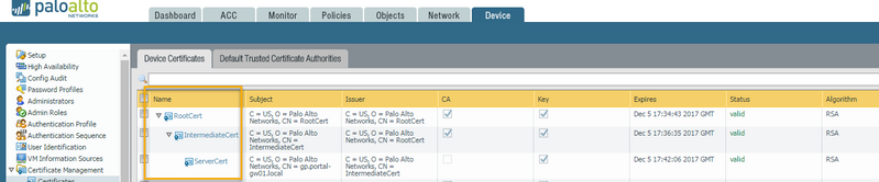 Palo Alto Networks Knowledgebase: Basic GlobalProtect