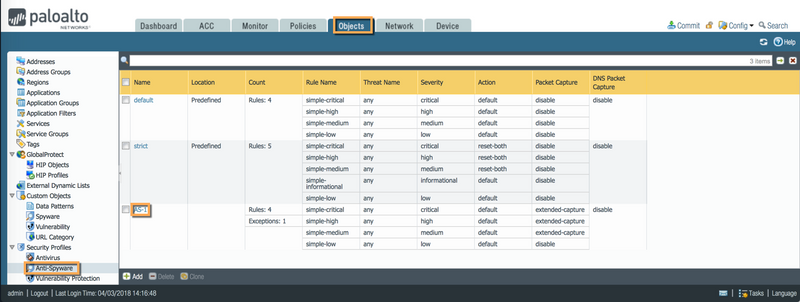 Palo Alto Networks Knowledgebase: How to Configure DNS Sinkhole