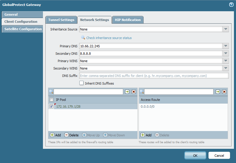 Palo Alto Networks Knowledgebase: How to Configure GlobalProtect